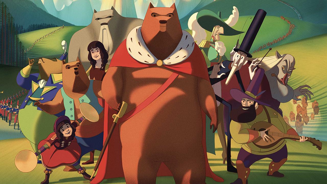 -  Dall'articolo: La famosa invasione degli orsi in Sicilia, trailer e poster ufficiali del film.