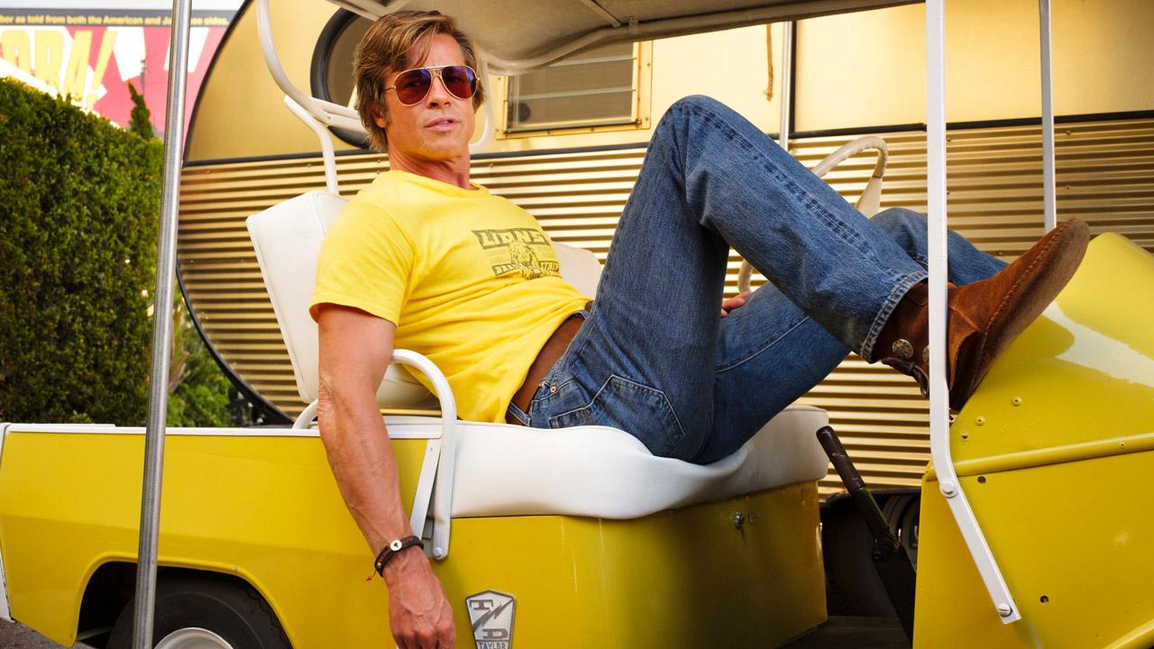 In foto Brad Pitt (57 anni) Dall'articolo: C'era una volta... a Hollywood supera il milione di spettatori.