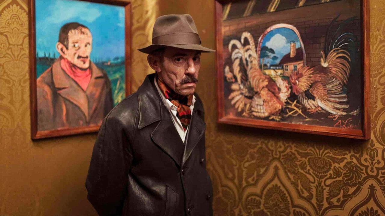 In foto Elio Germano (41 anni) Dall'articolo: Volevo nascondermi, il film con Elio Germano da mercoledì 4 marzo al cinema.