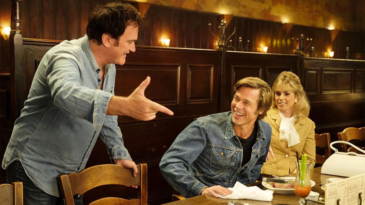 """-  Dall'articolo: C'era una volta a Hollywood sta per diventare il miglior incasso """"tarantiniano""""."""