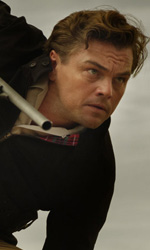 In foto Leonardo DiCaprio (45 anni) Dall'articolo: Continua la corsa di C'era una volta... a Hollywood verso i 10 milioni di euro.