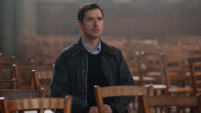 In foto una scena del film Grazie a Dio. -  Dall'articolo: Grazie a Dio e il caso Preynat, ferita aperta nella società francese.