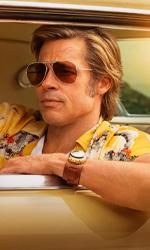 In foto Brad Pitt (56 anni) Dall'articolo: C'era una volta... a Hollywood, manca ormai pochissimo ai 10 milioni.