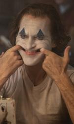 In foto Joaquin Phoenix (46 anni) Dall'articolo: Joker debutta in USA e sbanca!.