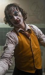 In foto Joaquin Phoenix (46 anni) Dall'articolo: Vola Joker in tutto il mondo: il suo incasso globale ha già superato i 100 milioni.