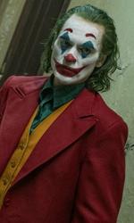 In foto Joaquin Phoenix (46 anni) Dall'articolo: Joker continua a impressionare: oltre 1 milione di euro in un solo giorno.