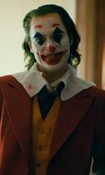 In foto Joaquin Phoenix (46 anni) Dall'articolo: Joker arriva a un clamoroso totale di 10,3 milioni di euro.