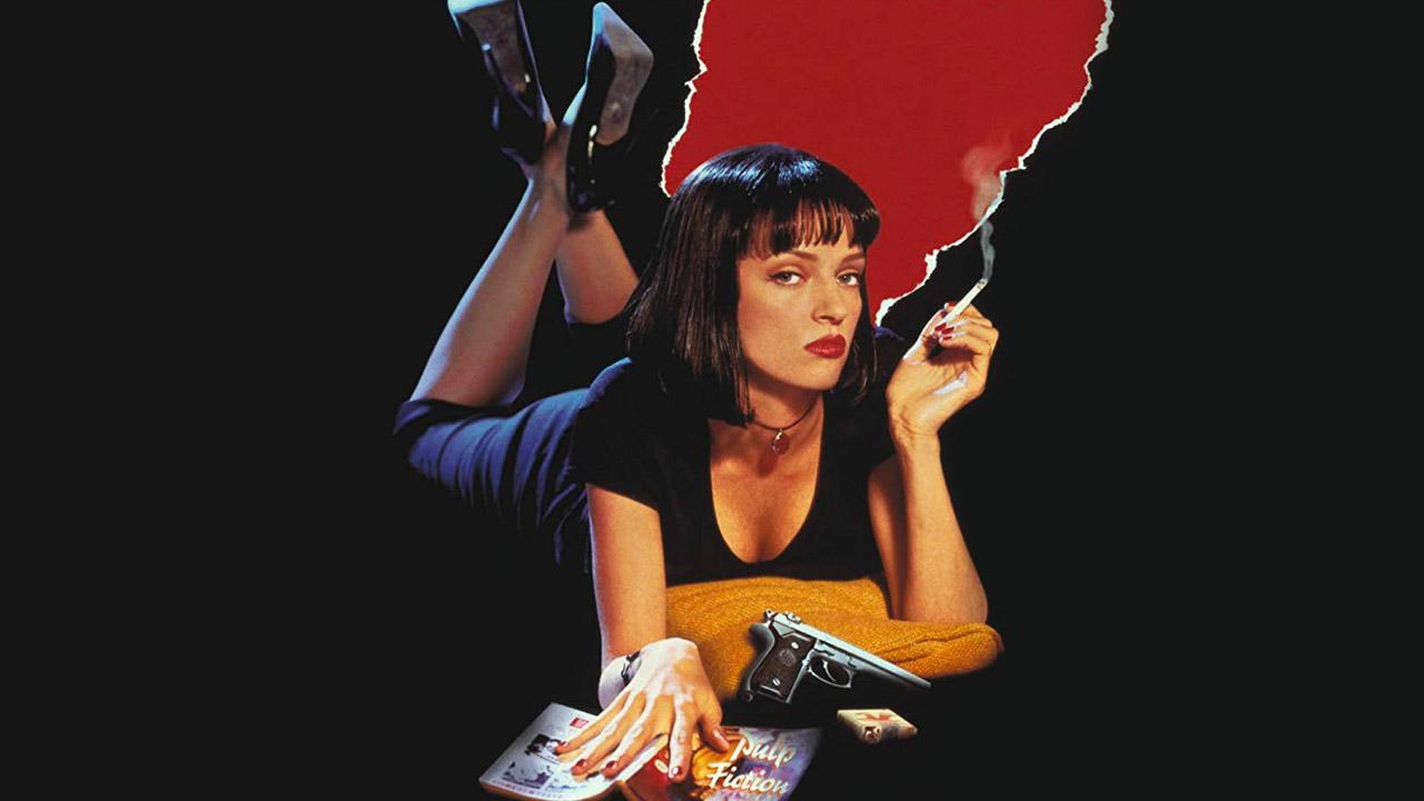 In foto Uma Thurman (49 anni) Dall'articolo: Quentin Tarantino, 30 anni di cinema tra generi, personaggi e genio.