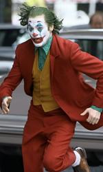 In foto Joaquin Phoenix (46 anni) Dall'articolo: Oltre 6 milioni di euro nel secondo weekend. Un successo clamoroso per Joker.