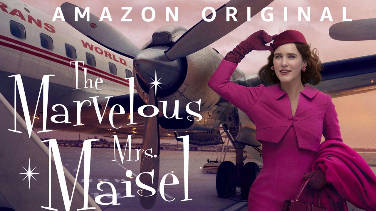 -  Dall'articolo: La fantastica signora Maisel, il trailer originale della terza stagione della serie TV [HD].
