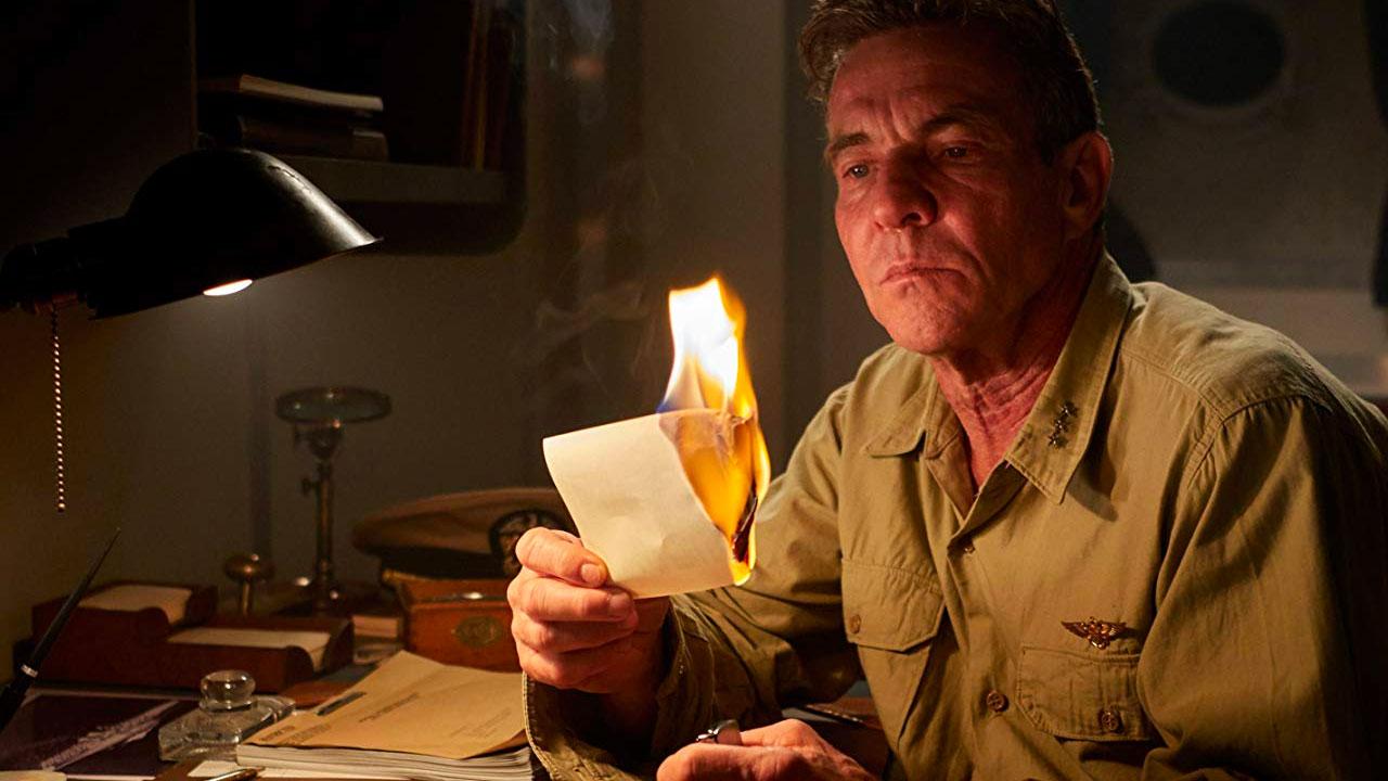 In foto Dennis Quaid (66 anni) Dall'articolo: Midway, il nuovo trailer italiano del film [HD].