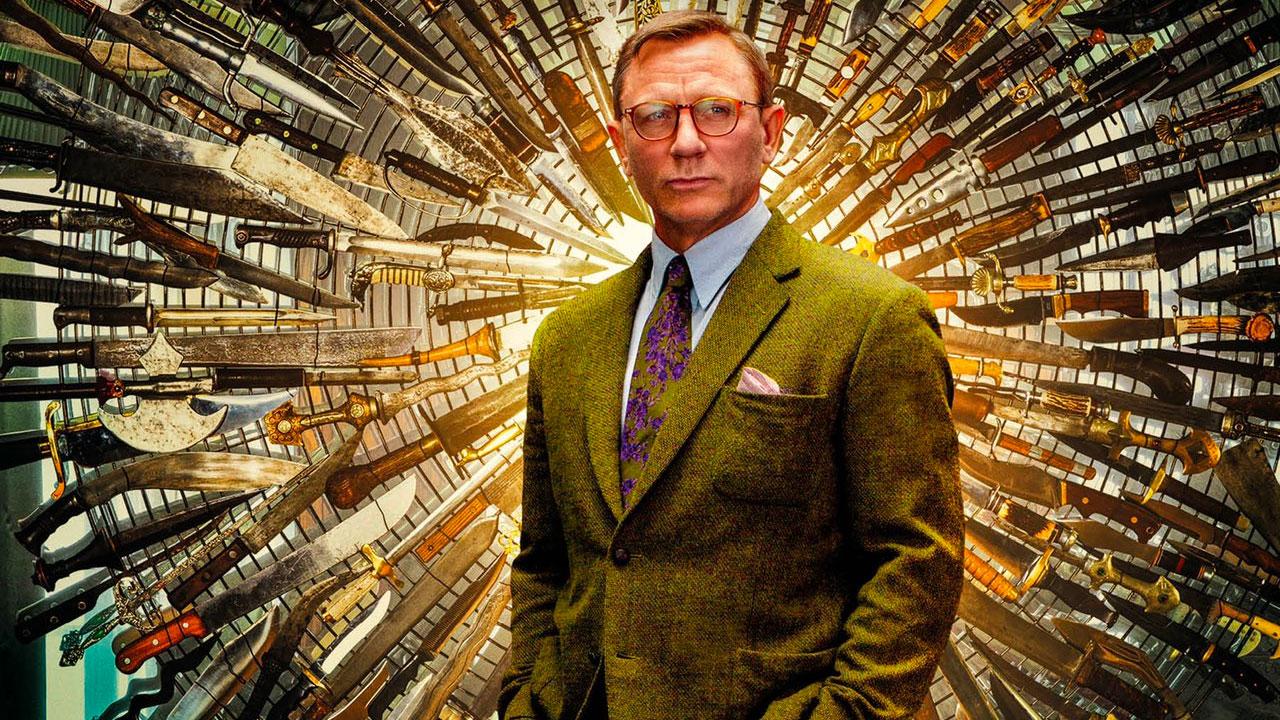 In foto Daniel Craig (53 anni) Dall'articolo: Cena con Delitto - Knives Out, il teaser trailer italiano del film [HD].
