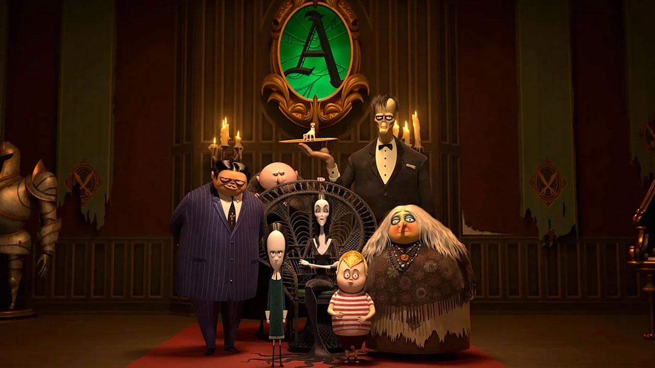 -  Dall'articolo: La Famiglia Addams, il salto verso l'animazione non fa perdere la macabra ironia.