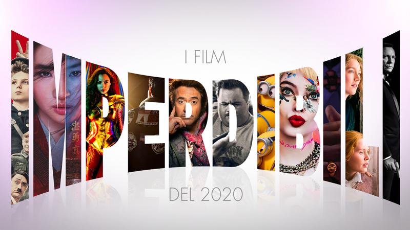 I film imperdibili del 2020