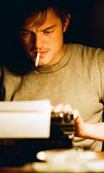 In foto Sam Riley (41 anni) Dall'articolo: On the Road di Jack Kerouac, un libro e un film da ricordare.