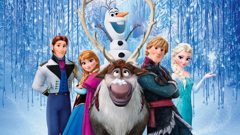 Frozen, nell'amore fraterno la chiave di un successo planetario