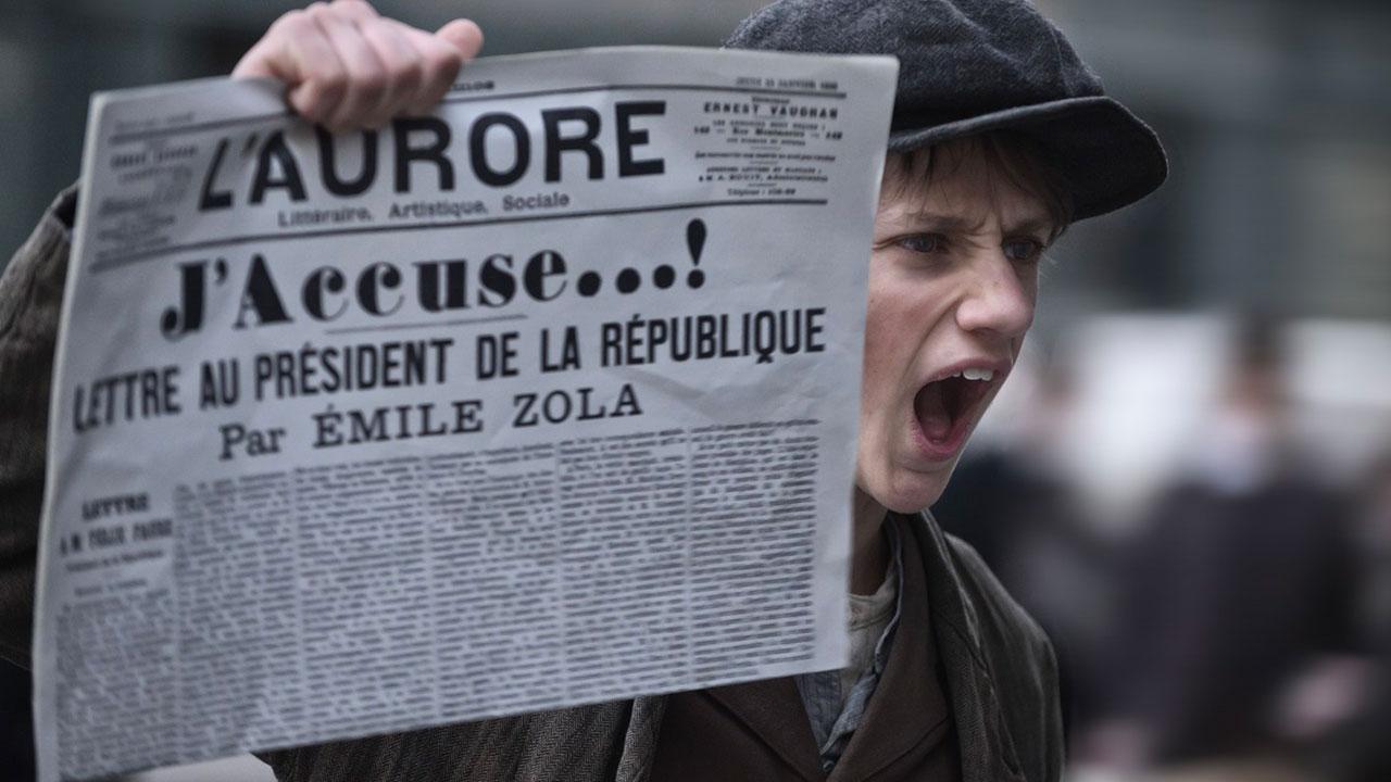 In foto Roman Polanski (88 anni) Dall'articolo: L'Ufficiale e la Spia, il trailer italiano del film [HD].
