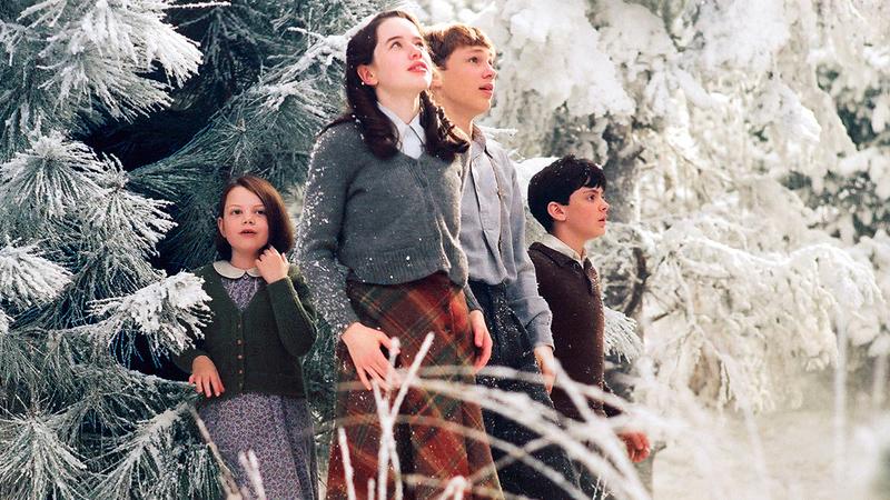 In foto una scena del film Le cronache di Narnia - Il leone, la strega e l'armadio. -  Dall'articolo: Il leone, la strega e l'armadio, la genesi di un'originale fiaba fantasy.