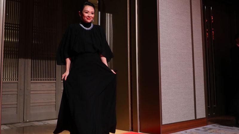 Tokyo Film Festival, Zhang Ziyi: un'icona di bellezza panasiatica