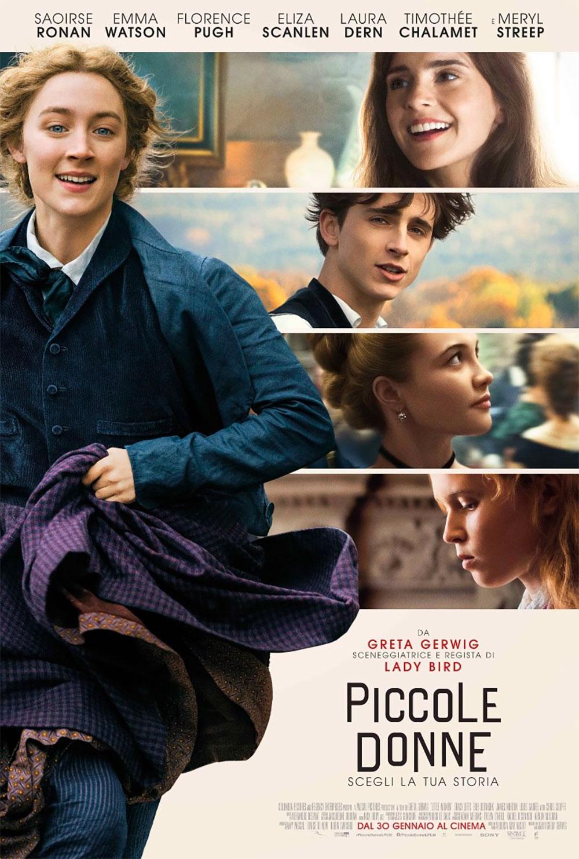 Piccole Donne, il nuovo poster italiano del film - MYmovies.it