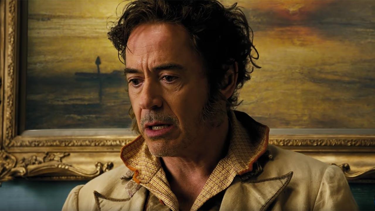 -  Dall'articolo: Il dottor  Dolittle torna al cinema. A interpretarlo è Robert Downey Jr..