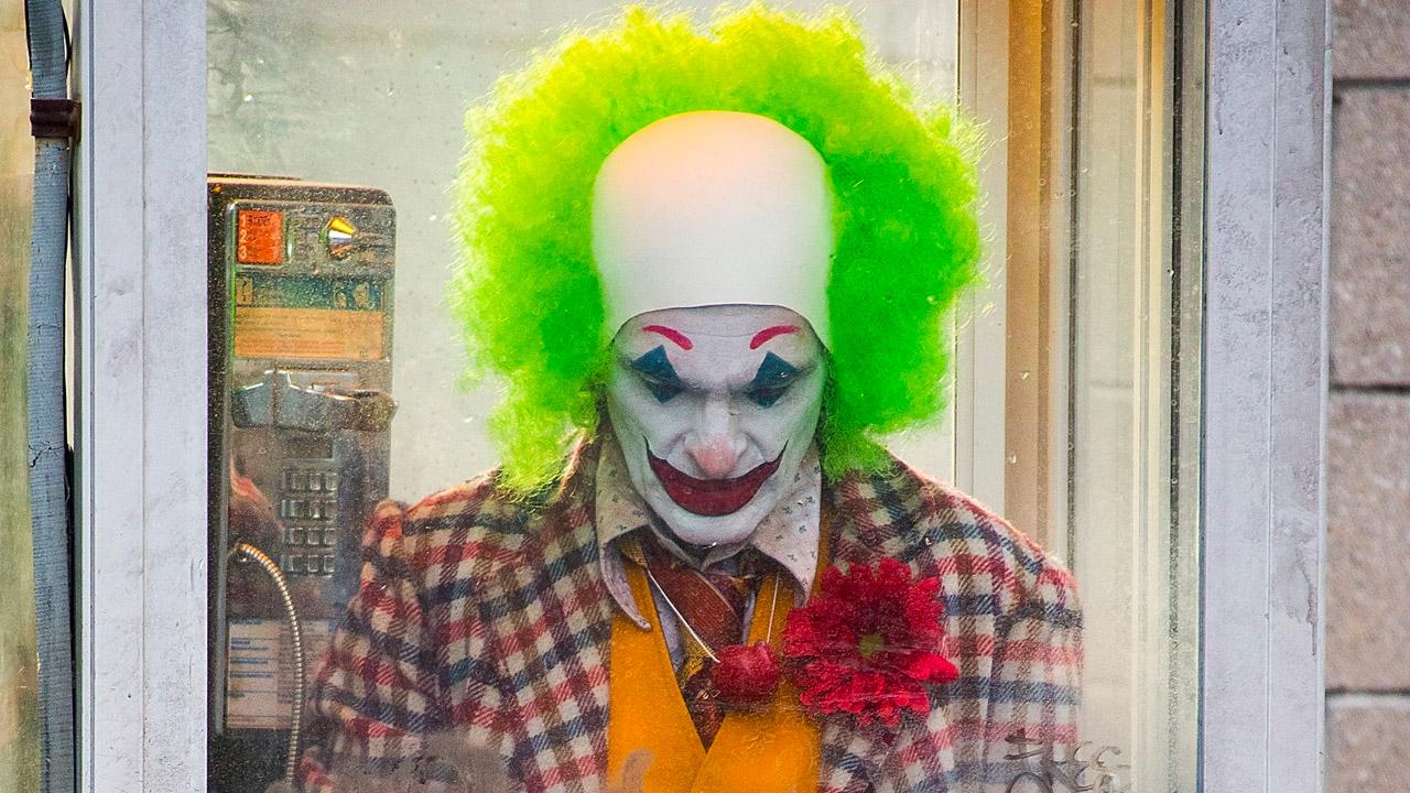 In foto Joaquin Phoenix (45 anni) Dall'articolo: Ancora super Joker: è ora a soli 2 milioni da Avengers: Endgame.