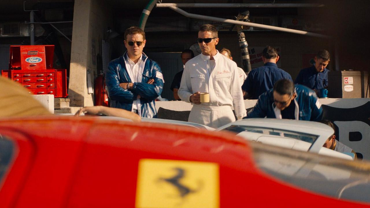 In foto Matt Damon (51 anni) Dall'articolo: Damon-Bale partono dalla prima fila. Le Mans '66 subito 2° al box office.