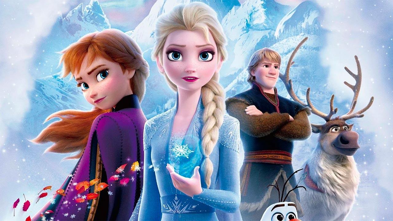 -  Dall'articolo: Frozen II, un sequel godibile che segna il meritato trionfo di Elsa.