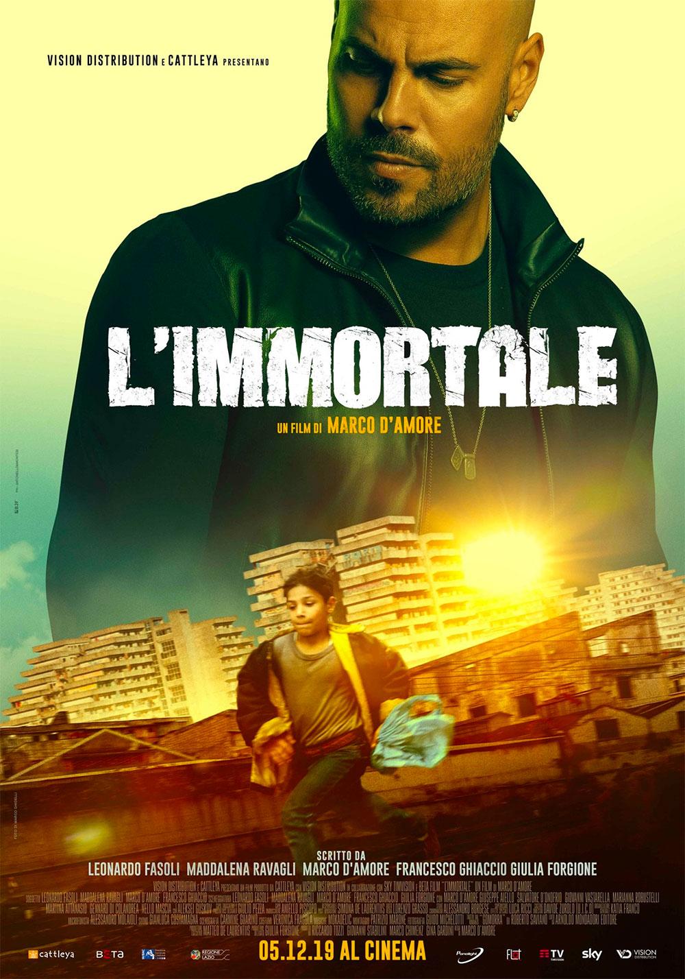 Risultati immagini per l'immortale poster