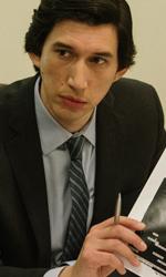 In foto Adam Driver (37 anni) Dall'articolo: The Report, guarda l'inizio del film [HD].