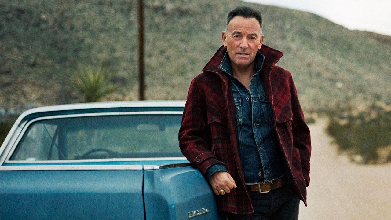 In foto Bruce Springsteen (71 anni) Dall'articolo: Western Stars, il trailer italiano del film [HD].