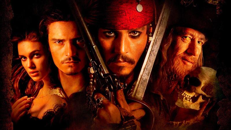 La maledizione della prima luna, il fascino dei Pirati non tramonta mai