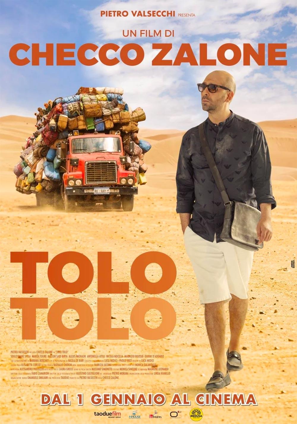 -  Dall'articolo: Tolo Tolo, il poster ufficiale del film.