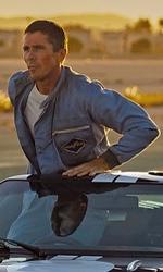 In foto Christian Bale (47 anni) Dall'articolo: Le Mans '66 accelera: superati i 1,5 milioni di euro al box office.