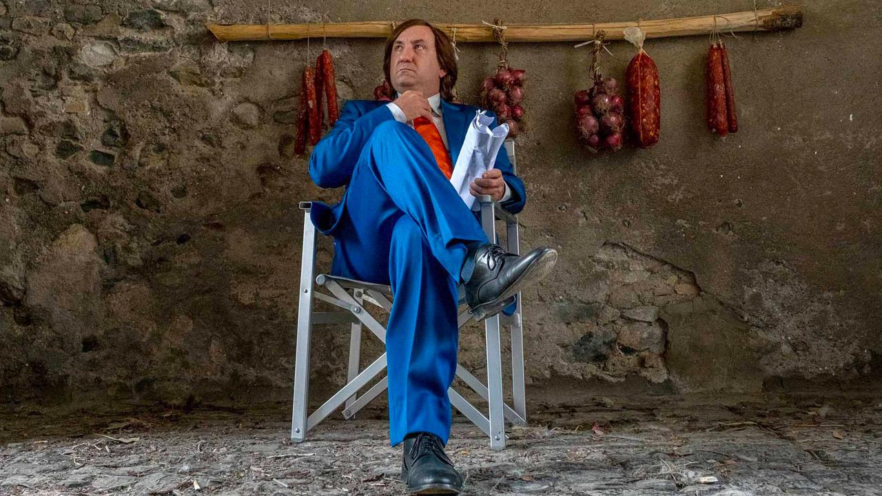 In foto Antonio Albanese (57 anni) Dall'articolo: Cetto c'è, anche al box office. È suo il miglior incasso del weekend.