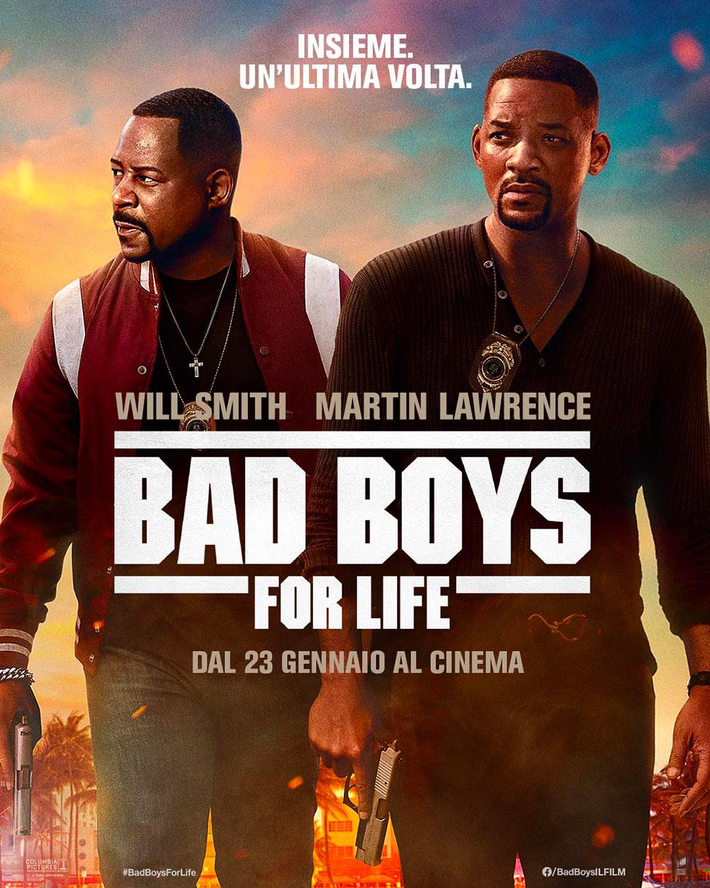 In foto Will Smith (53 anni) Dall'articolo: Bad Boys for Life, il nuovo poster italiano del film.
