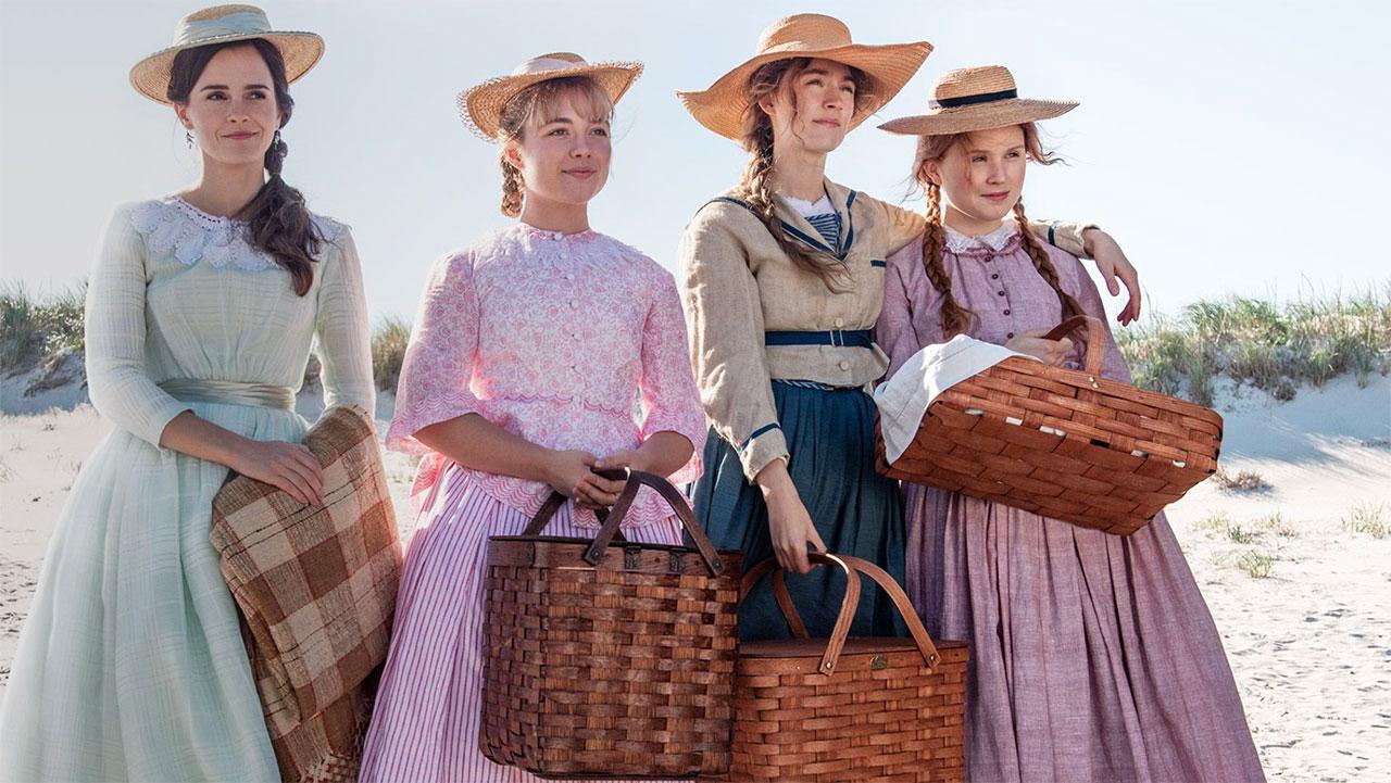 In foto Emma Watson (30 anni) Dall'articolo: Piccole donne, da giovedì 9 gennaio al cinema.