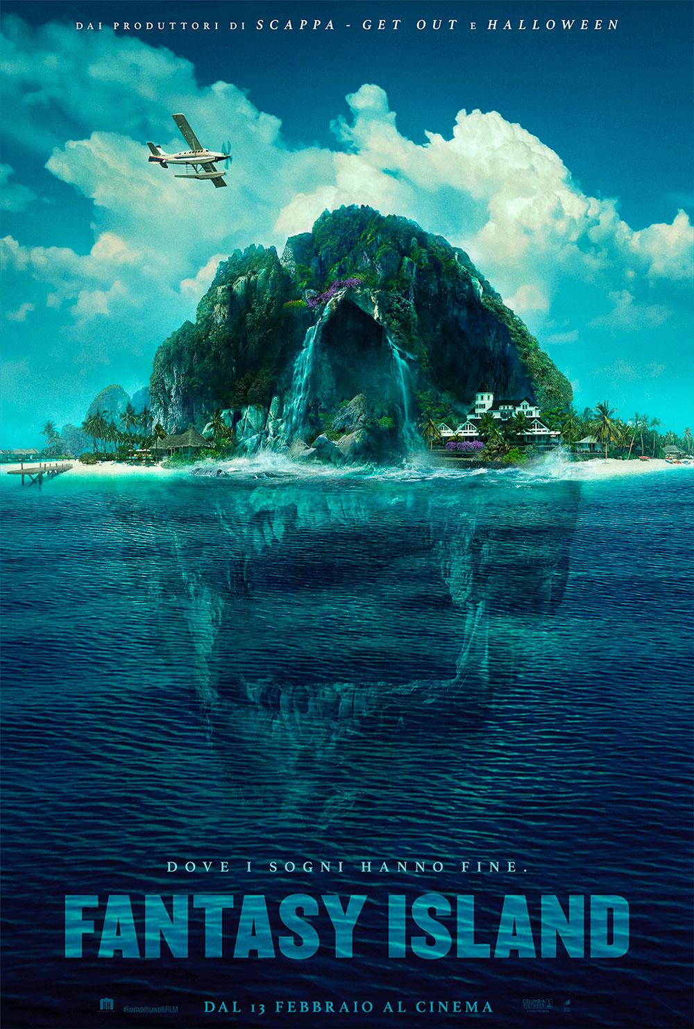 -  Dall'articolo: Fantasy Island, il nuovo poster italiano del film.