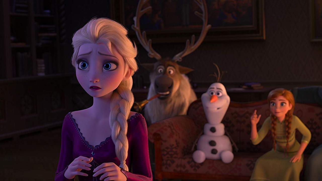 -  Dall'articolo: Testa a testa ai vertici del Box Office: Frozen II ha la meglio e arriva a quasi 10 milioni.