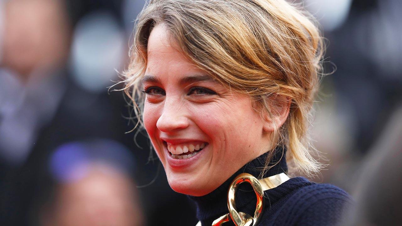 In foto Adèle Haenel (32 anni) Dall'articolo: Adèle Haenel, una guerriera che non ha paura di frequentare le zone scomode, al cinema come nella vita.