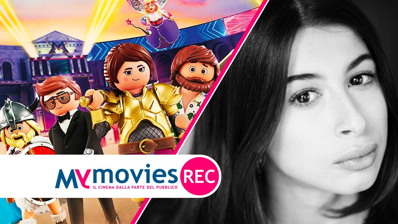 -  Dall'articolo: Playmobil - The Movie, la video recensione.
