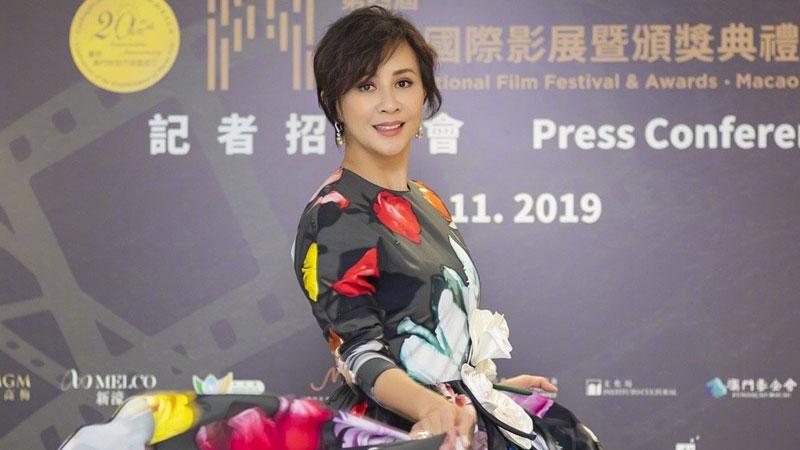 Carina Lau, una diva senza tempo che ha incantato il Macao Film Festival
