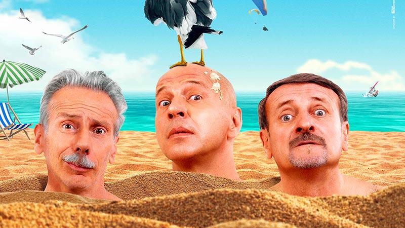 Odio l'estate, il poster ufficiale del film