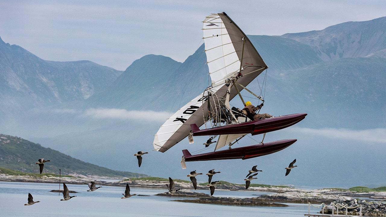 -  Dall'articolo: Sulle ali dell'avventura, il trailer italiano del film [HD].