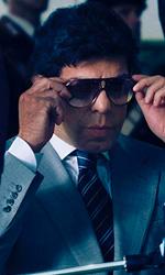 In foto Pierfrancesco Favino (51 anni) Dall'articolo: Festival del cinema di Porretta, Il traditore vince il Premio Nazionale Elio Petri.