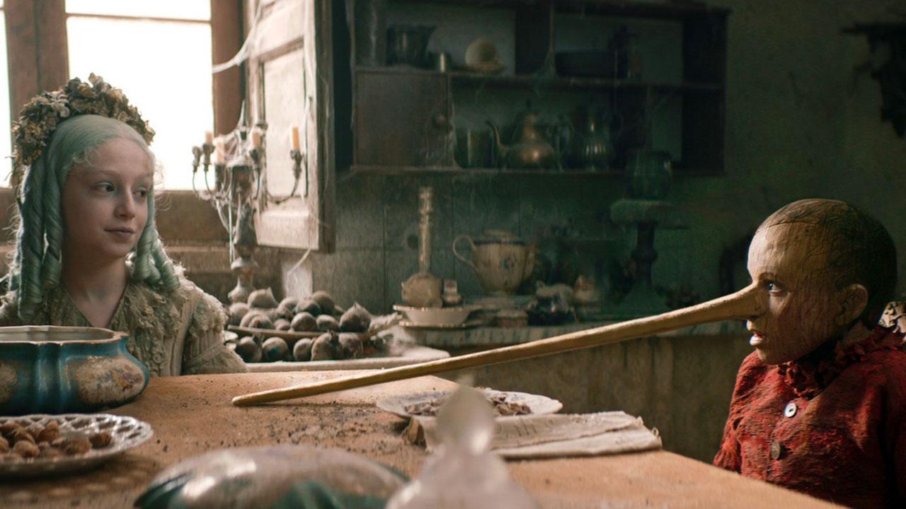 In foto Federico Ielapi Dall'articolo: Nel giorno di Santo Stefano Pinocchio conquista il primo posto del box office.