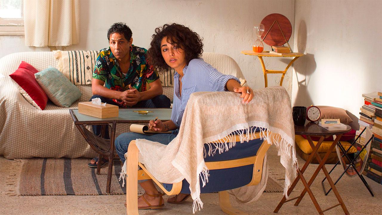 In foto Golshifteh Farahani (38 anni) Dall'articolo: Un Divano a Tunisi, da giovedì 8 ottobre al cinema.