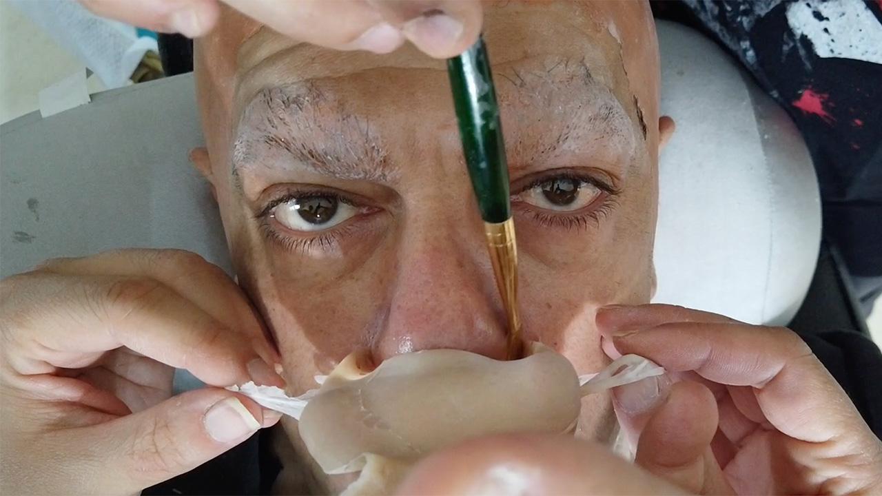 In foto Pierfrancesco Favino (51 anni) Dall'articolo: Il diario di Hammamet - Le cose prendono forma.