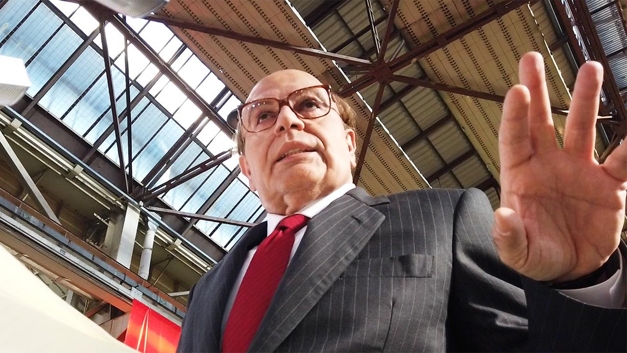 In foto Pierfrancesco Favino (51 anni) Dall'articolo: Il diario di Hammamet - Il nostro circo.