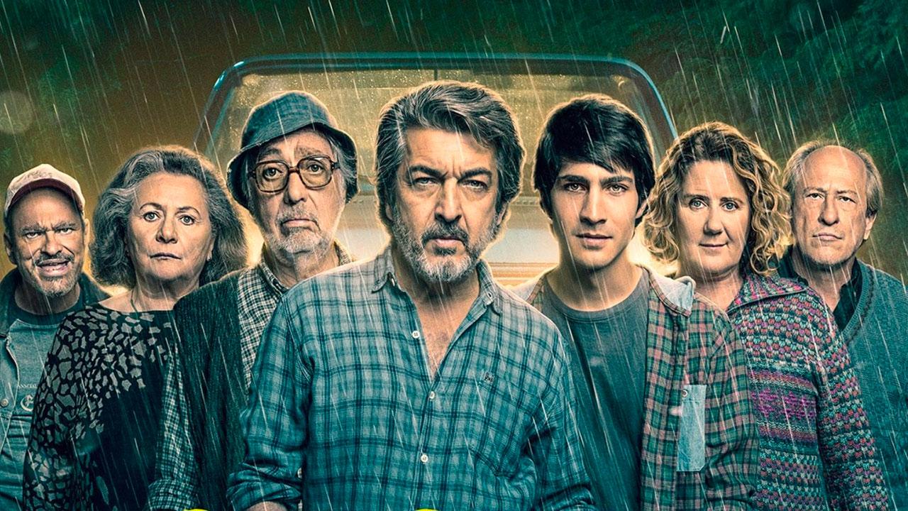 In foto Ricardo Darín (63 anni) Dall'articolo: Criminali come noi, da giovedì 20 febbraio al cinema.